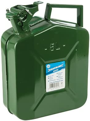 Silverline 342497 Jerry Can 5 L: image