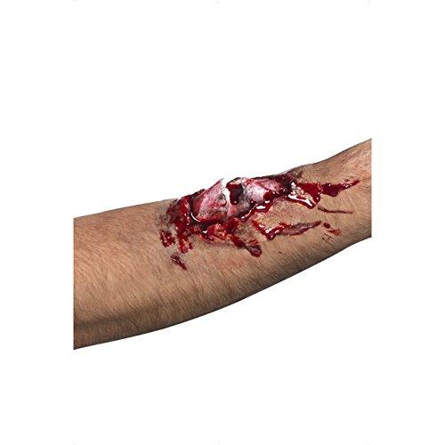 Smiffys Gebrochener Knochen Wunde