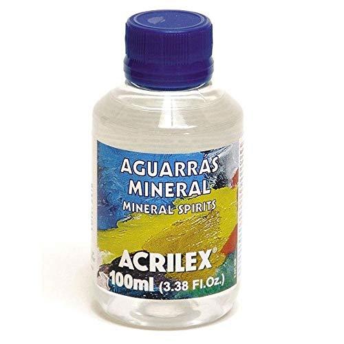 Aguarrás, Acrilex, Incolor, 100 ml