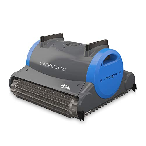 MAYTRONICS Robot Limpiafondos de Piscina Automático - Limpia Fondo - Robot de...