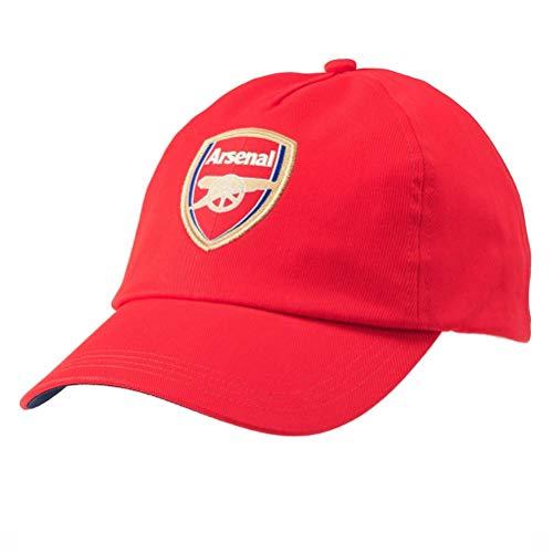 Puma Hombre Arsenal Gorra De Béisbol Rojo Talla única