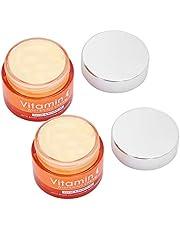 VC Fine Lines Cream, Skin Brightening Delicate Moisten Water Lock Vitamin C 50ML