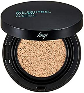 The Face Shop FMGT. B. Oil Control Water Cushion with SPF50 + PA +++, 201 Bright Tone, 1 g