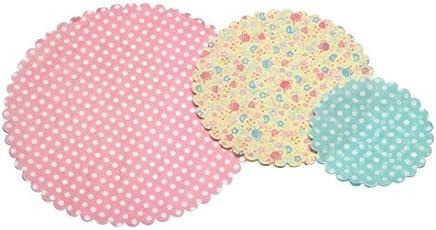 Preisvergleich für Kitchencraft Sweetly Does It Zierdeckchen/ Unterlagen aus Papier, 30Stück