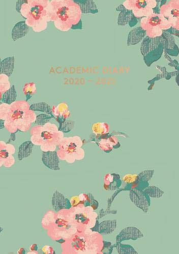 Cath Kidston: A5 Academic Diary (Mayfield Blossom) 2020-2021 (Cath Kidston Stationery)
