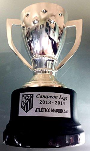 Trofeos Liga Replica Atlético de Madrid 2013-2014 Trofeos de Futbol Titulos Atlético de Madrid Campeón de Liga Atlético de Madrid Atleti