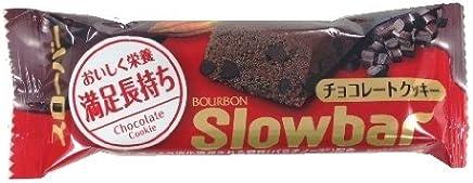 ブルボン スローバー チョコレートクッキー 41g×9個