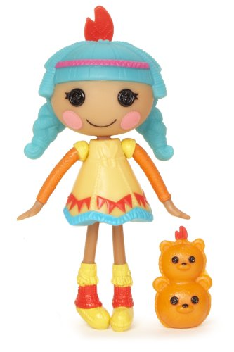 Lalaloopsy Mini Doll - Feather Tell-a-Tale