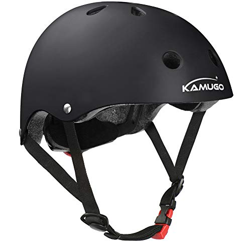 Best Price! KAMUGO Kids Helmet,Toddler Helmet Adjustable Kids Helmet CPSC Certified Ages 3-8 Years Old Boys Girls Multi- Sports Safety Cycling Skating Scooter and Other Extreme Activities Helmet