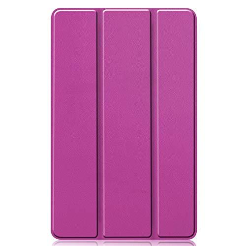 QiuKui Tab Funda para Samsung Galaxy Tab S6 Lite 10.4'SM P610 P615, Soporte Estuche de Soporte Plegable con lápiz para Samsung Tab S6 Lite (Color : Pink, Talla : 10.4 Inch)
