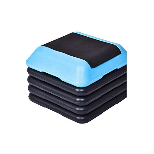 HHFZH Deluxe 40Cm with 4 Adjustable Gym Stepper Board -Great for Home Gym Cardio Yoga Home Workout Trainer