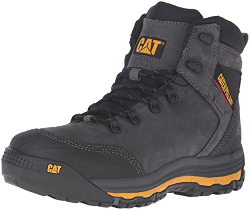 Caterpillar Men's Munising 6' Waterproof Industrial and Construction Shoe, Dark Shadow, 12 M US