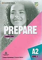 Prepare Level 2 Teacher's Book with Downloadable Resource Pack (Cambridge English Prepare!)