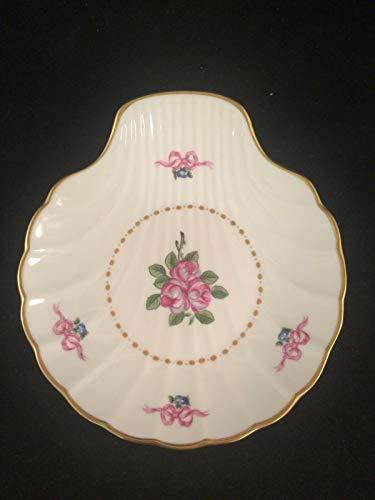 Limoges Porcelaine Malbec France - Cuenco (15,24 cm), diseño floral