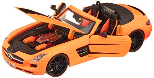 Maisto 31370 - Modellauto 1:24 Mercedes-Benz SLS AMG Roadster