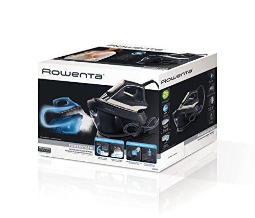 Rowenta VR8220F0 Powersteam – Centro planchado 6,5 bares de presión
