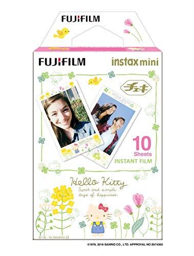 Fujifilm Instax Mini Hello Kitty3 WW1 Film, Weiß