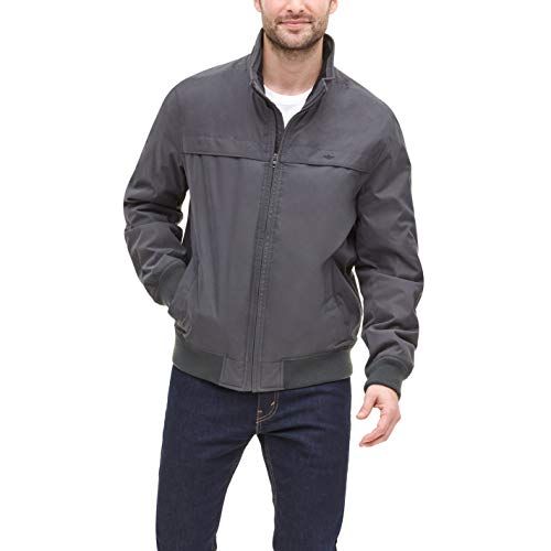 Amazon Essentials Men's Sherpa Jacket, Rinsed Wash, X-Small