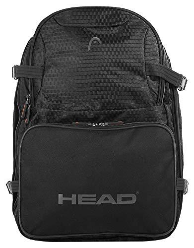 HEAD Rucksack-Trolley Smart Kunstfaser schwarz 44 l Herren - 019657