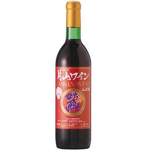 月山ワイン山ぶどう研究所『山ぶどう酒』