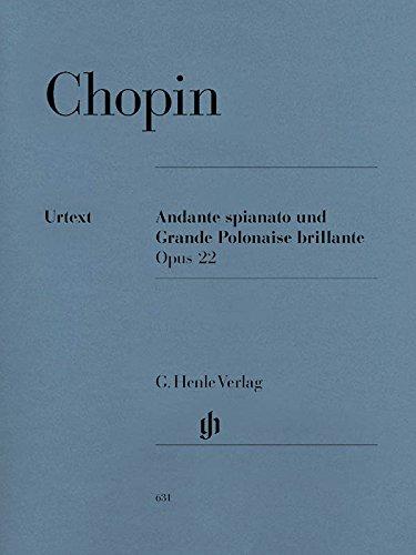 Andante spianato und Grande Polonaise brillante Es-dur op. 22