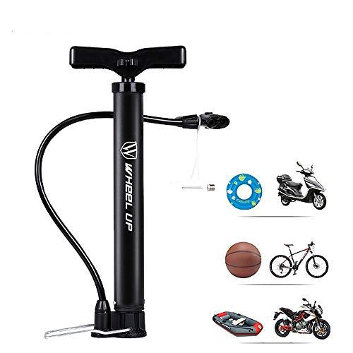 XTR Bomba de Bicicleta portátil 120 PSI MTB Road Bike Ball Inflador de neumáticos de Alta presión...