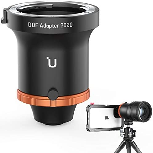 ULANZI DOF Adapter with Canon EF Mount for iPhone Samsung Google etc Turn Your Smartphone into product image