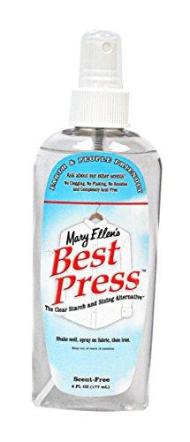 Best Press Clear Starch Alternative Scent F
