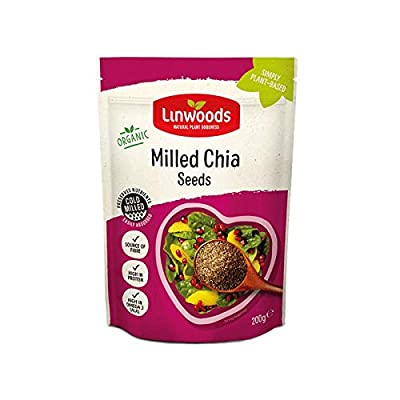 Linwoods Milled Chia Seeds 200 g