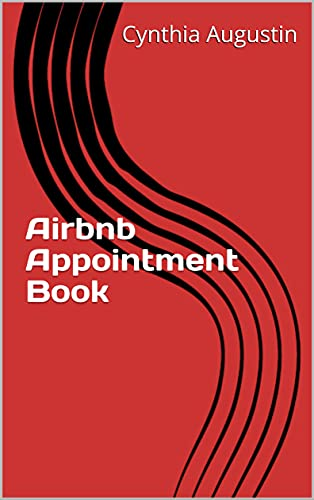 Airbnb Appointment Book (English Edition)
