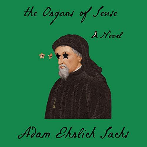 The Organs of Sense audiobook cover art