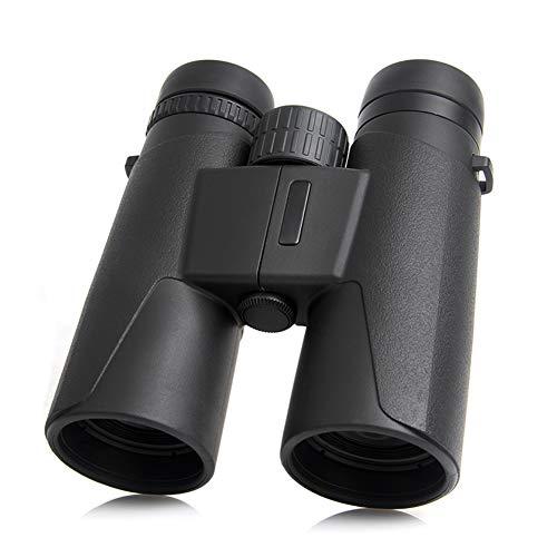 10X42 Portable Mini High Power Binoculars Telescope Professional Hunting Travel Field Work HD Shimmer Bird Watching Telescope,12X42