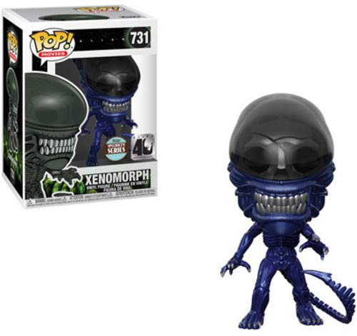 Funko- Alien-Pop-Xenomorph Figurina, Multicolore, 37750