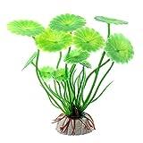 1 pieza de 5 a 12 cm para decoración de acuario de hierba de agua, adorno de plástico para plantas de pecera, acuario, accesorios para decoración