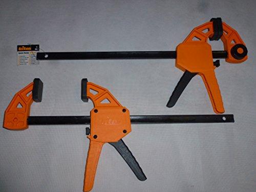2 Stk. Triton Schnellspannzwingen TQC300 mm Einhand-Zwinge