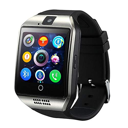 Review ZKSBDM Watch Bluetooth Smart Watch with Camera Facebook Twitter Sync Smartwatch Support Sim T...