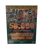 Publishers 50,000 Multimedia Graphics Pack