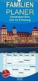 Ostseebad Binz – Zeit für Erholung - Familienplaner hoch (Wandkalender 2022, 21 cm x 45 cm, hoch)