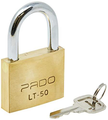 CADEADO LT-50MM, Pado, 51000019, Dourado