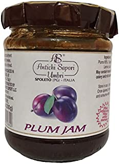 Plum Jam 200gr - 7.05oz   Directly imported from selected artisanal farms in Italy