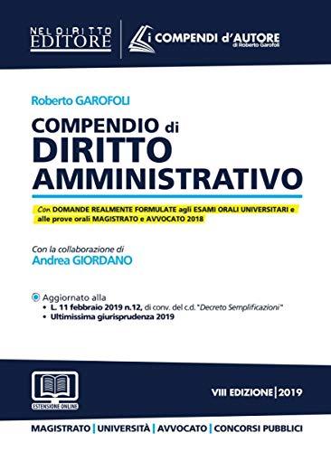 Compendio di diritto amministrativo. Con espansione online: C5