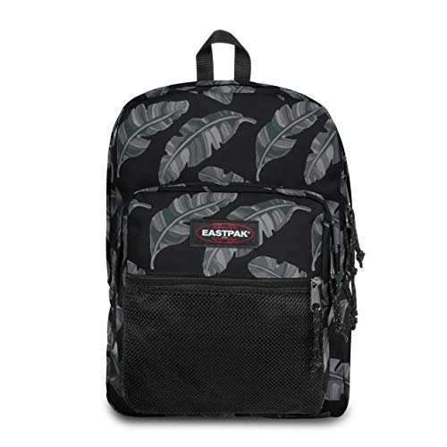 Eastpak Pinnacle Zaino, 42 Cm, 38 L, Nero (Brize Leave Black)
