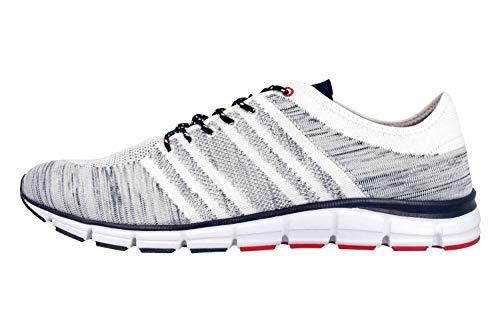 Boras Sneaker in Übergrößen Mehrfarbig 5200-0299 große Herrenschuhe, Größe:54