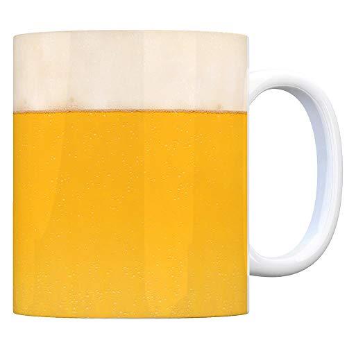 trendaffe - Kaffeebecher mit Bier Motiv
