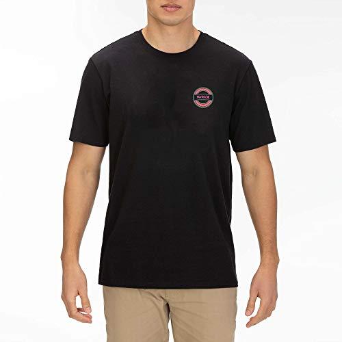 Hurley M Core Waxed S/S Camiseta Hombre