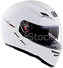 Lanceasy Motorcycle Wind Shield Casque objectif pare-soleil facial pour K1 AGV K3SV K5