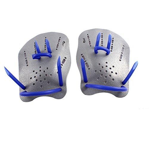 DealMux Adulto Tubing ajustável Strap Swim Mergulho mão: luvas Par