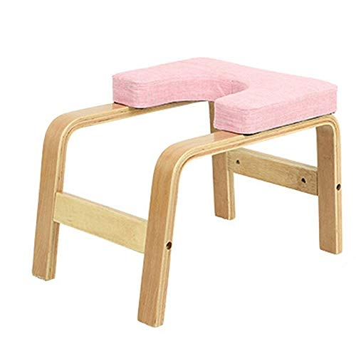 Purchase Yuehjnba Yoga Upside Down Stool Yoga Asana Practice Chair Exercise Equipment Yoga Aid Stret...