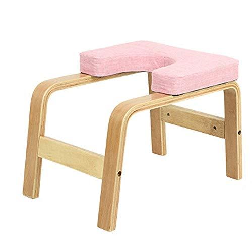 Purchase Yuehjnba Yoga Upside Down Stool Yoga Asana Practice Chair Exercise Equipment Yoga Aid Stret...