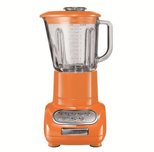 Kitchenaid 5KSB5553ETG Standmixer Serie Artisan, tangerine